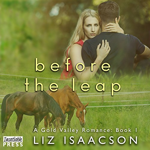 Before the Leap audiobook cover art