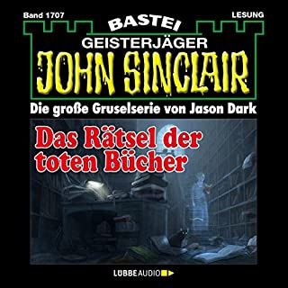 Das Rätsel der toten Bücher Titelbild