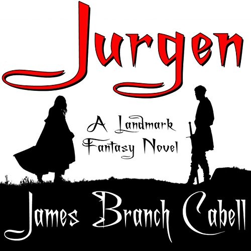 Jurgen audiobook cover art