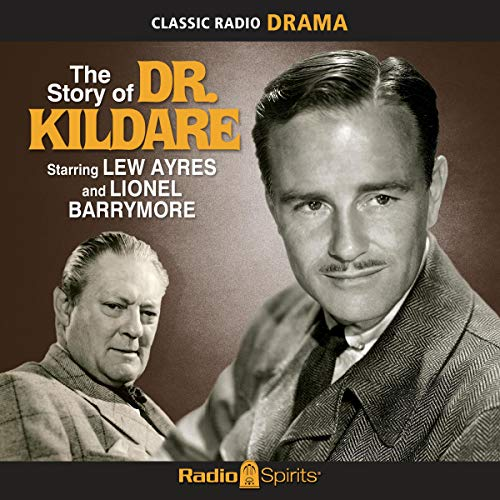 Dr. Kildare: Kildare audiobook cover art