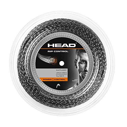 Head Rip Control Rolle Cuerda de Tenis, Naranja, 18
