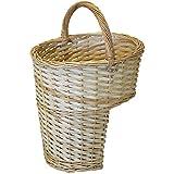 Hartleys Natural Wicker Stair Basket