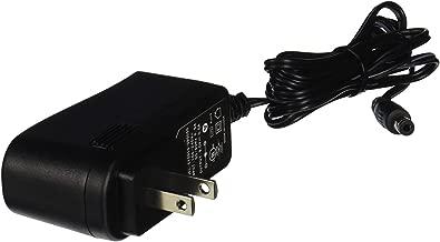 iMBAPrice 9V DC Wall Power Adapter UL Listed Power Supply (5-Feet, 9V 0.5A(500mA))