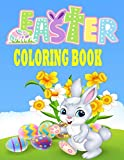 Easter Coloring Book: For Kids Ages 3-8 /Colouring Book For Toddlers, | Easter Gifts for Kids/48 Fun and Easy Easter Coloring Pages , Easter Book for Kids