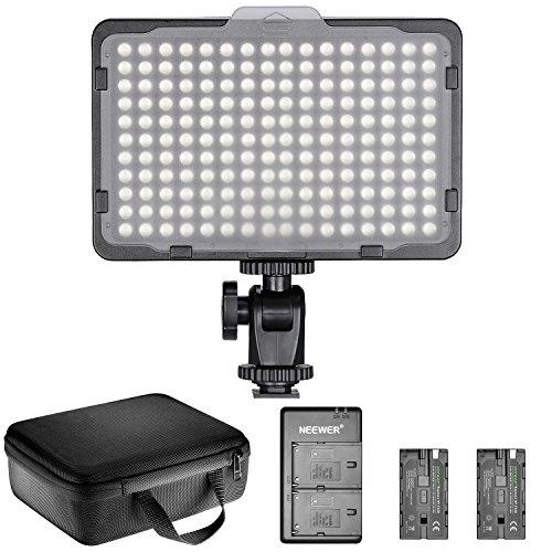 Luz LED de vídeo para cámaras DSLR