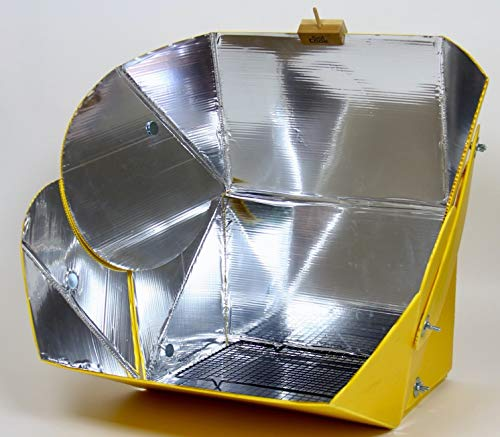 commercial Camper year-round solar cooker solar ovens