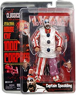 NECA Cult Classic Hall of Fame Series 3 Captain Spaulding 7