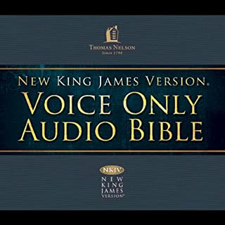 Voice Only Audio Bible - New King James Version, NKJV: (34) 1 and 2 Peter; 1, 2 and 3 John; and Jude