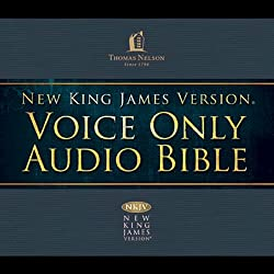 powerful Audio-only audio bible – New King James Version, NKJV: (25) Mark
