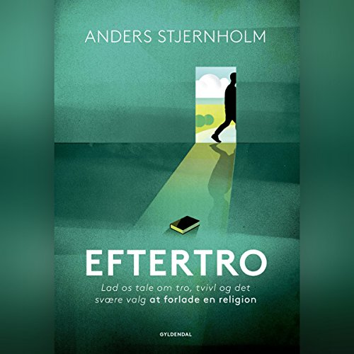 Eftertro audiobook cover art