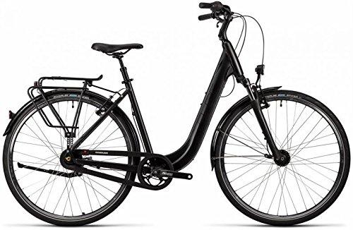 Cube Town Trekking Bike 2016 (black glossy, 28