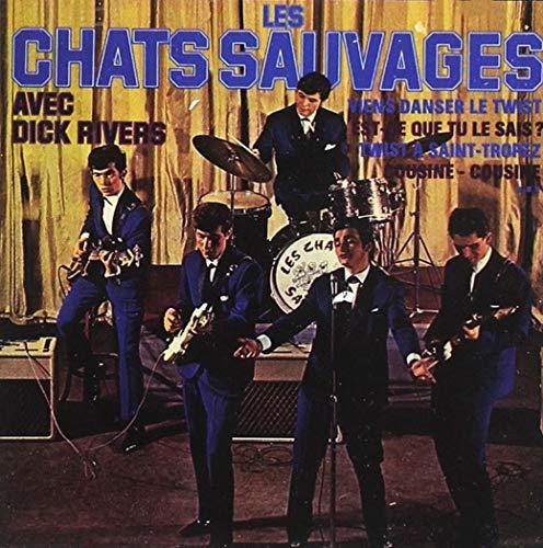 Les Chats Sauvages Avec Dick R - Les Chats Sauvages Avec Dick R