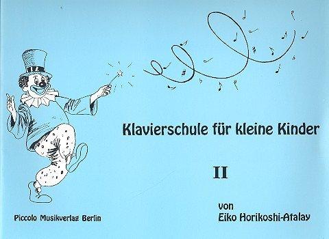 Piano school voor kleine kinderen band 2