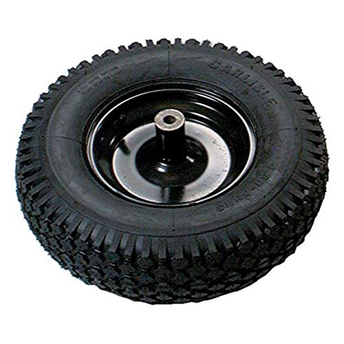 True Temper T22KBCC 8 in. Hub Tubed Wheelbarrow Tire Wheel with Knobby Tread, 8-Inch -  The AMES Companies, Inc.