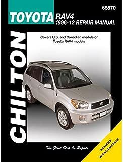 Toyota Rav4 (Chilton) Automotive Repair Manual: 1996-12
