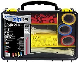 Cambridge Zip Its Cable TIe Kits (516pc, Assorted)