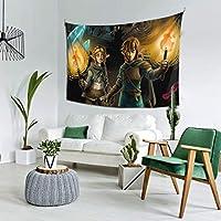 自然風景 ゼルダの伝説 多機能 タペストリー インテリア 壁掛け おしゃれ 室内装飾タペストリー カバー カーテン ウォールアート 布ポスター カーテン カスタマイズ可能