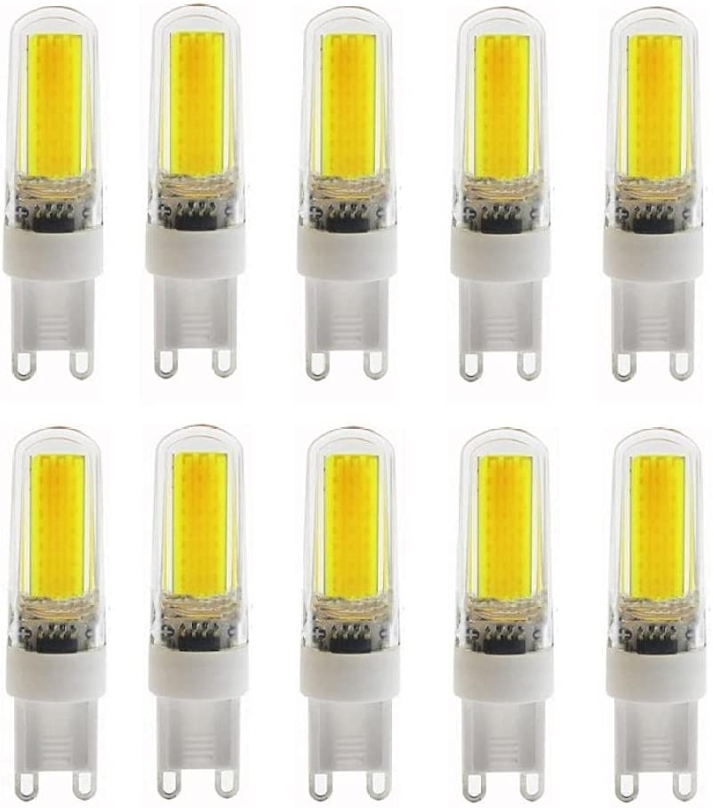 POTTBONS High order G9 LED COB Bulb 6W 540LM In stock 3000 Warm White Light dimmable