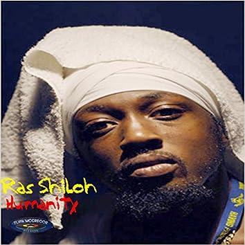 Ras Shiloh - Humanity EP