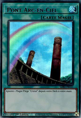 YU-Gi-Oh! Pont Arc-en-Ciel : LDS1-FR111 Violet - UR