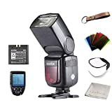 Godox Ving V860II-S TTL Flash and Xpro-S Trigger, High-Speed-Sync...