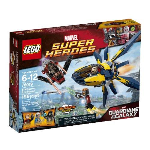 LEGO Superheroes 76019 Starblaster Showdown Building Set (Discontinued by manufacturer)
