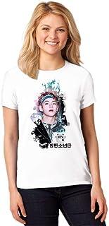 Camiseta Feminina T-Shirt Kpop BTS V You Never Walk Alone ES_161