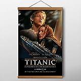 Arter Scroll-Wand-Poster-Malerei, Film a Titanic, Home