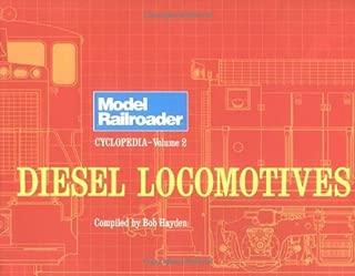 Model Railroader Cyclopedia, Vol. 2: Diesel Locomotives