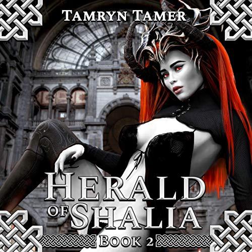 Herald of Shalia 2 cover art
