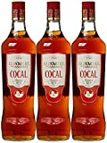 Destilerías San Bartolomé Ron Miel Cocal Honey Rum-Likör (3 x 1 l)
