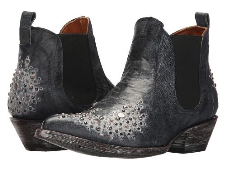 メガロポリスちっちゃい取得Old Gringo(オールドグリンゴ) レディース 女性用 シューズ 靴 ブーツ アンクルブーツ ショート Skyler Dance - Blue [並行輸入品]