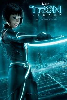 Tron Legacy Movie Poster #A03 Quorra Olivia Wilde 24