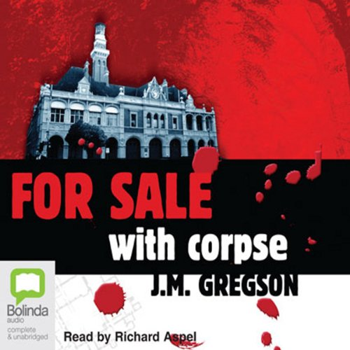 For Sale with Corpse audiobook cover art