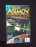 ISAAC ASIMOV'S SCIENCE FICTION MAGAZINE: Vol. 11 No.9 (#121) September (Sep, Sept) 1987 (Carthage City, The Secret Sharer)