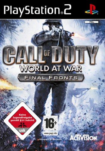 Call of Duty 5 - World at War: Final Fronts - [PlayStation 2]