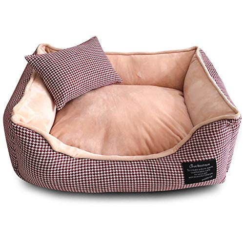 ZISTA - Hondenbed Sofa-matten Huisdier Huisdier Bed Huisdier Huis voor kleine grote honden Big Plafondkussen Mand Supplies Dog Producten