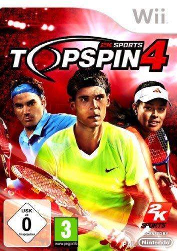 Top Spin 4 [Importación italiana]