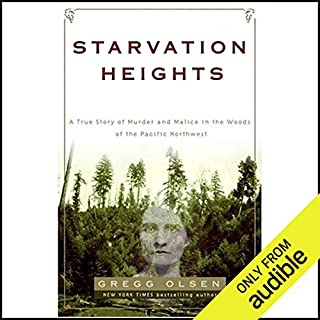 Starvation Heights audiobook cover art
