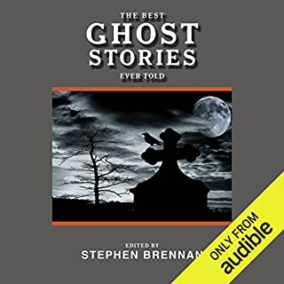 The Best Ghost Stories Ever Told audiobook cover art