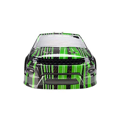 HSP Himoto 1:18 Off-Road 2.4GHz RC Ferngesteuerter Rally Auto, Fahrzeug, Modellbau, Komplett-Set RTR inkl. Fernsteurung, Akku und Ladegerät