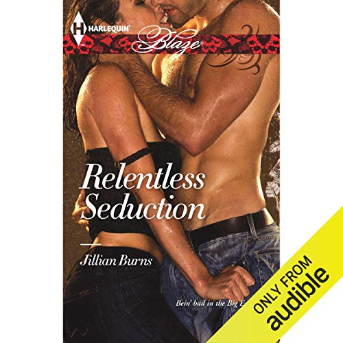 Relentless Seduction audiobook cover art