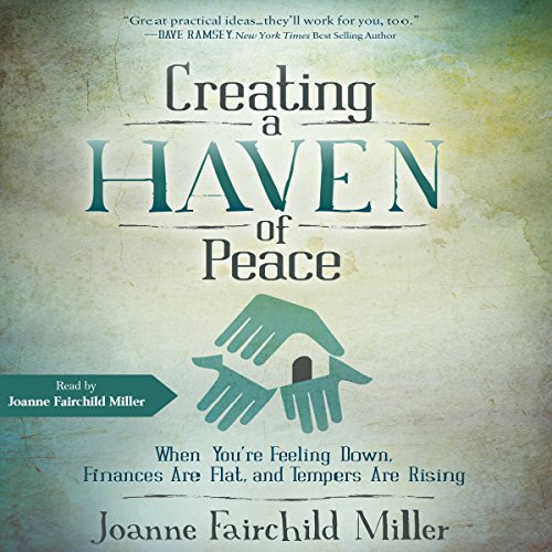 Creating a Haven of Peace audiobook cover art