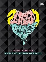 2Ne1 - 2012 1St Global Tour New Evolution In Seoul (2DVDS) [Japan DVD] AVBY-58121