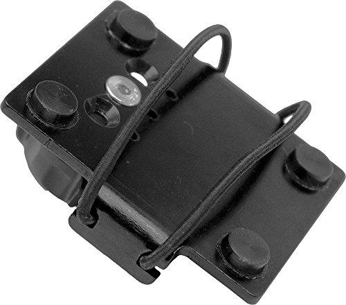 Techmount Radar Detector Top Plate - Black 4-60004
