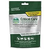 Oxbow Animal Health Critical Care, Herbivore, Apple-Banana Flavor, 141 Gram Bag