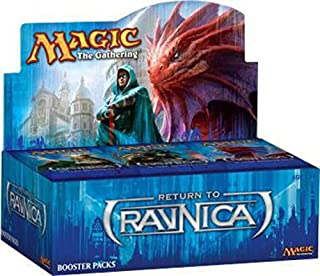 Best magic the gathering return to ravnica booster box Reviews