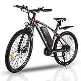 VIVI Biciclette Elettriche 27,5' Bici Elettriche per Adulti, Mountain Bike Elettrica, 350W, batteria rimovibile da 36V/10,4 Ah, Bicicletta Elettrica Pedalata Assistita, Velocità Fino a 32km/h