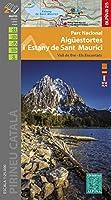 Parc Nacional d'Aigueestortes i Estany de Sant Maurici 1 : 25 000