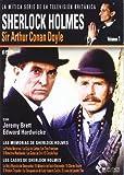 Pack casos y memorias sherlock Holmes [DVD]